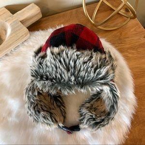 Target trapper hat